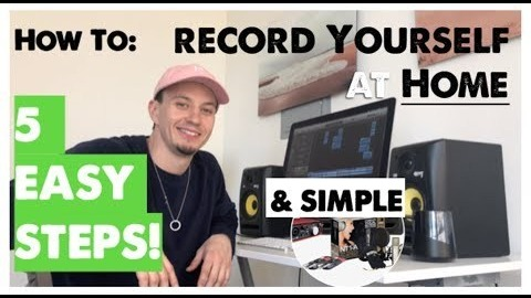How To Record Yourself and Make a Song